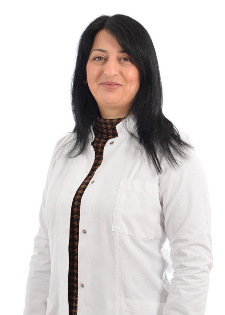 Dr. Ljubca Vretovska-Andonovska